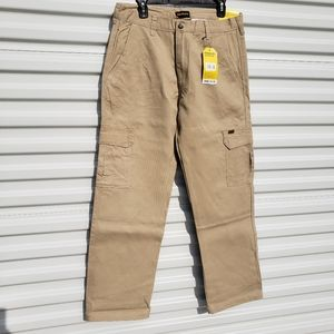 NWT Stanley workwear flannel lined cargo pants